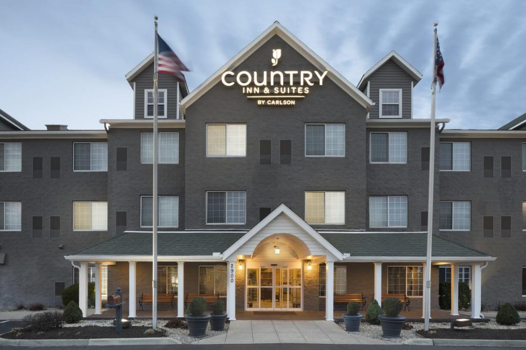 Country Inn & Suites By Radisson, Columbus Airport